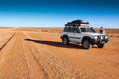 Lost in outback Australia — Stock Photo