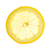 Lemon slice — Stock Photo