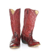 Cowboys boots — Stock Photo