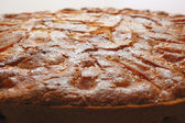 Homemade apple tarte — Stock Photo