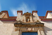 Old spanish church — Stock Photo