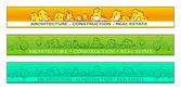 Banner web, biglietto da visita o insegne — Vettoriale Stock