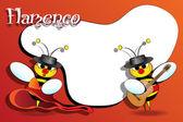 Flamenco scrapbook — Vettoriale Stock