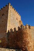 Spanish castle — Stock Photo