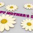 Mother's day card — Stockfoto