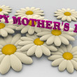 Stock Photo: Mother's day card