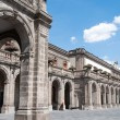 Chapultepec castle, Mexico city — Stock Photo #10065295