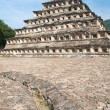Pyramid of the Niches, El Tajin (Mexico) — Stock Photo