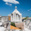 Campeche from Bastion of San Francisco (Mexico) — Stock Photo