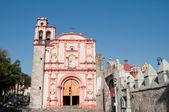 часовня третьего ордена святого франциска, акапулько (мексика) — Стоковое фото