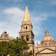 Stock Photo: Guadalajara cathedral, Jalisco (Mexico)
