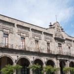 Palace of the Municipal Government of Guadalajara (Mexico) — Stock Photo