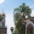 Main square of Tlaquepaque (Mexico) — Stock Photo
