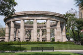 Roundabout of the Illustrious from Jalisco, Guadalajara (Mexico) — Stock Photo