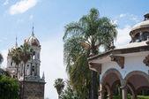 Main square of Tlaquepaque (Mexico) — Stock Photo