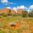 The Olgas, Australian desert — Stock Photo #10469969