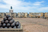 Fort San Felipe del Morro, Puerto Rico — Stock Photo