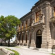 Chapultepec castle, Mexico city — Stock Photo #10495030