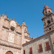 Cathedral of Morelia, Michoacan (Mexico) — Stock Photo
