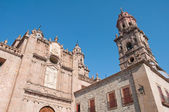 Catedral de morelia, Michoacán (México) — Foto de Stock
