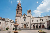 Church of St. Augustine, Morelia (Mexico) — Stock Photo