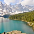 Moraine Lake, Rocky Mountains, Canada — Stock Photo #10514376
