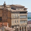 Bishop's Palace at Tarazona (Spain) — Stock Photo #10678103