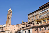 Tarazona, town in Saragossa (Spain) — Stock Photo