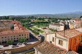 Tarazona, town in Saragossa Spain — Stock Photo