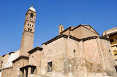 Santa Maria Magdalena church, Tarazona (Spain) — Stock Photo