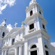 La Guadalupe cathedral, Ponce (Puerto Rico) — Stock Photo