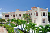 Castillo Serralles Mansion at Ponce (Puerto Rico) — Stock Photo