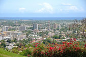 Panoramic view of Ponce, Puerto Rico — Stock Photo
