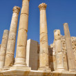 Stock Photo: Temple of Zeus, Jerash (Jordan)
