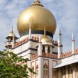 Sultan mosque in Singapore — Stock Photo #8647530