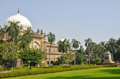 Prince of Wales Museum in Mumbai, India — Stock Photo