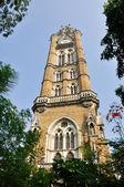 The University of Mumbai, India — Stock Photo