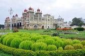 Mysore palace, Karnataka, India — Stock Photo