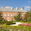 The Royal Palace of Aranjuez. Madrid (Spain) - Stok fotoğraf