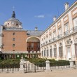 The Royal Palace of Aranjuez. Madrid (Spain) — Stock fotografie