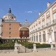 The Royal Palace of Aranjuez. Madrid (Spain) — Stock Photo #8767852