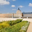 The Royal Palace of Aranjuez. Madrid (Spain) — Stock Photo #8768032