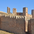 Castle of Molina de Aragon. Guadalajara — Stock Photo