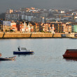 Stock Photo: Panoramic view of Getxo, Biscay (Spain)