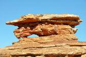 Kings canyon in Australia — Stock Photo