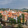 Stock Photo: Cesky Krumlov (Czech Republic)