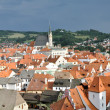 Cesky Krumlov (Czech Republic) - Stock Photo