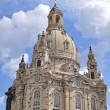 Frauenkirche, Dresden (Germany) - Stock Photo