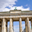 Brandenburg Gate, Berlin (Germany) - Stock Photo