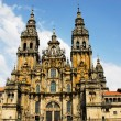 Cathedral of Santiago de Compostel(Spain) — Stock Photo #9007576